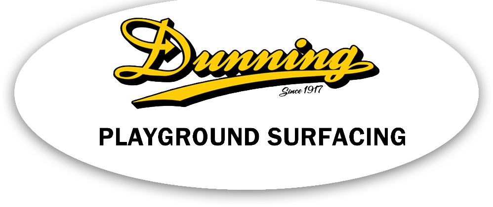 Dunning Playground Surfacing Logo